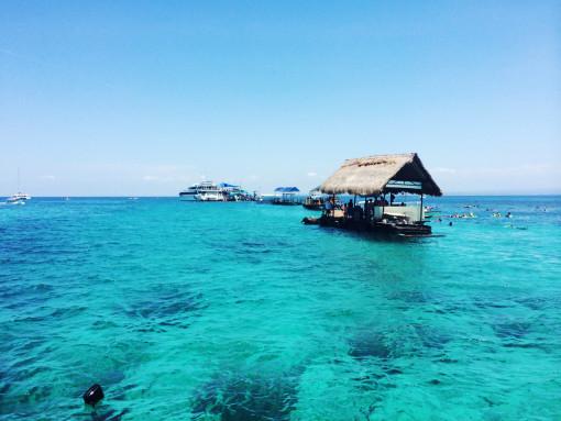 印尼风味自助午餐     环岛游午餐后乘坐双排车环岛游,观赏印尼离岛