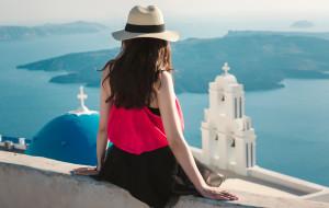 【阿布扎比图片】#消夏计划#希腊——圣托里尼,不是只有蓝与白(海量美图)