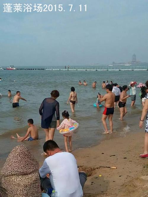 蓬莱仙岛游记