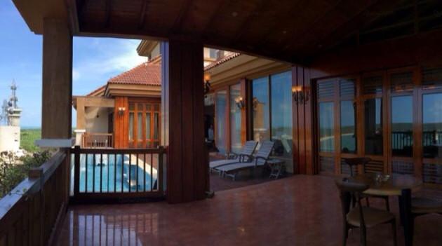涠洲岛上有哪些海景酒店值得推荐?