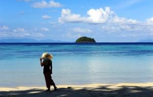 【丽贝岛图片】丽贝,最美的海——带老妈一起逍遥度假(超多图片)