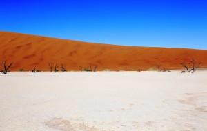 【纳米比亚图片】纳米比亚,南非游之四------攀登红沙丘,漫步死亡谷,跨过南回归线