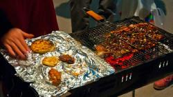 威海美食-一心烧烤