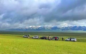 【博乐图片】自驾伊犁行  第二天S101西沟到紫泥泉到赛里木湖