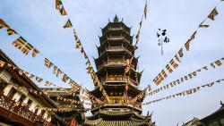 无锡景点-南禅寺