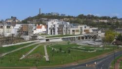 爱丁堡景点-苏格兰国会大厦(Scottish Parliament Building)