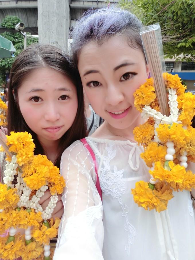 逛吃逛吃逛吃~两妹子泰国十一日游