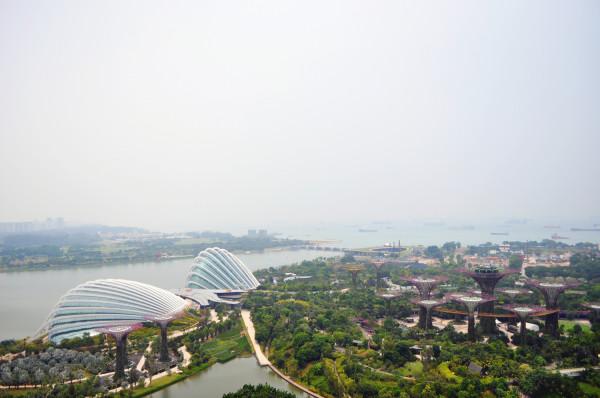 多彩狮城,去民丹看海——新加坡 民丹岛全景9