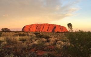 【西澳大利亚州图片】在世界中心呼唤爱