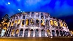 罗马景点-古罗马斗兽场(Colosseum)