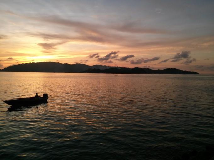 一人逛马来西亚,遇到可爱的人,看见美丽的风景