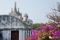 #消夏计划#写在Petchaburi的小城边上