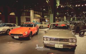东京娱乐-丰田大展厅
