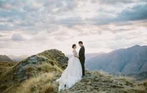 【新西兰图片】闯入南半球仙境般的夏天(黄太和胖先生的DIY新西兰结婚之旅,附上自制婚纱旅拍视频)