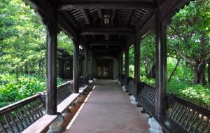 【东莞图片】行走粤晖园,等一个日落。