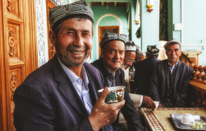 【喀什图片】迷失在喀什老城里