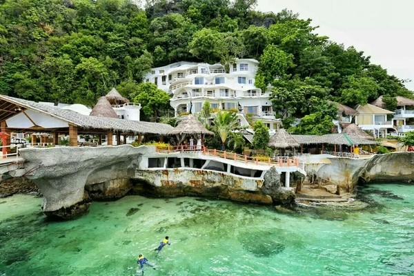 长滩岛自拍婚纱的自坑之旅,菲律宾自助游攻略 - 马蜂窝