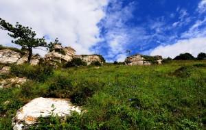 【涞源图片】北方小黄山——白石山风光