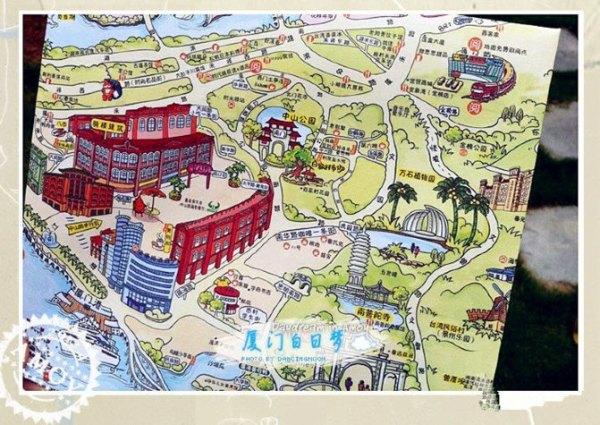 day 2:环岛路  ——厦门大学  ——铁路公园  day 3:植物园——中山