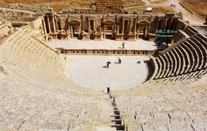 【杰拉什图片】圣地之旅:沙漠中的博物馆——约旦(一)中东庞贝杰拉什古城