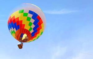 【平江图片】坐热气球看不一样的玻璃桥-石牛寨空中之旅攻略
