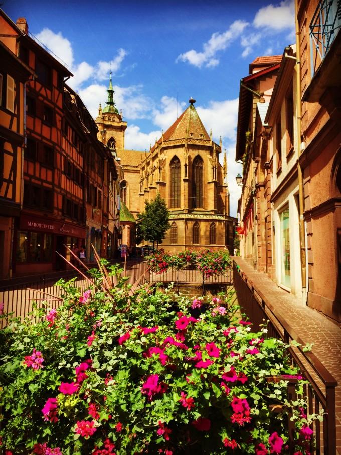 典型法国别墅图片