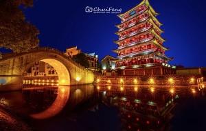 【肥西图片】穿越千年古镇,游览八古奇景--三河古镇