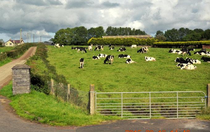 - -英国爱尔兰之旅---行走在田园风光的小镇