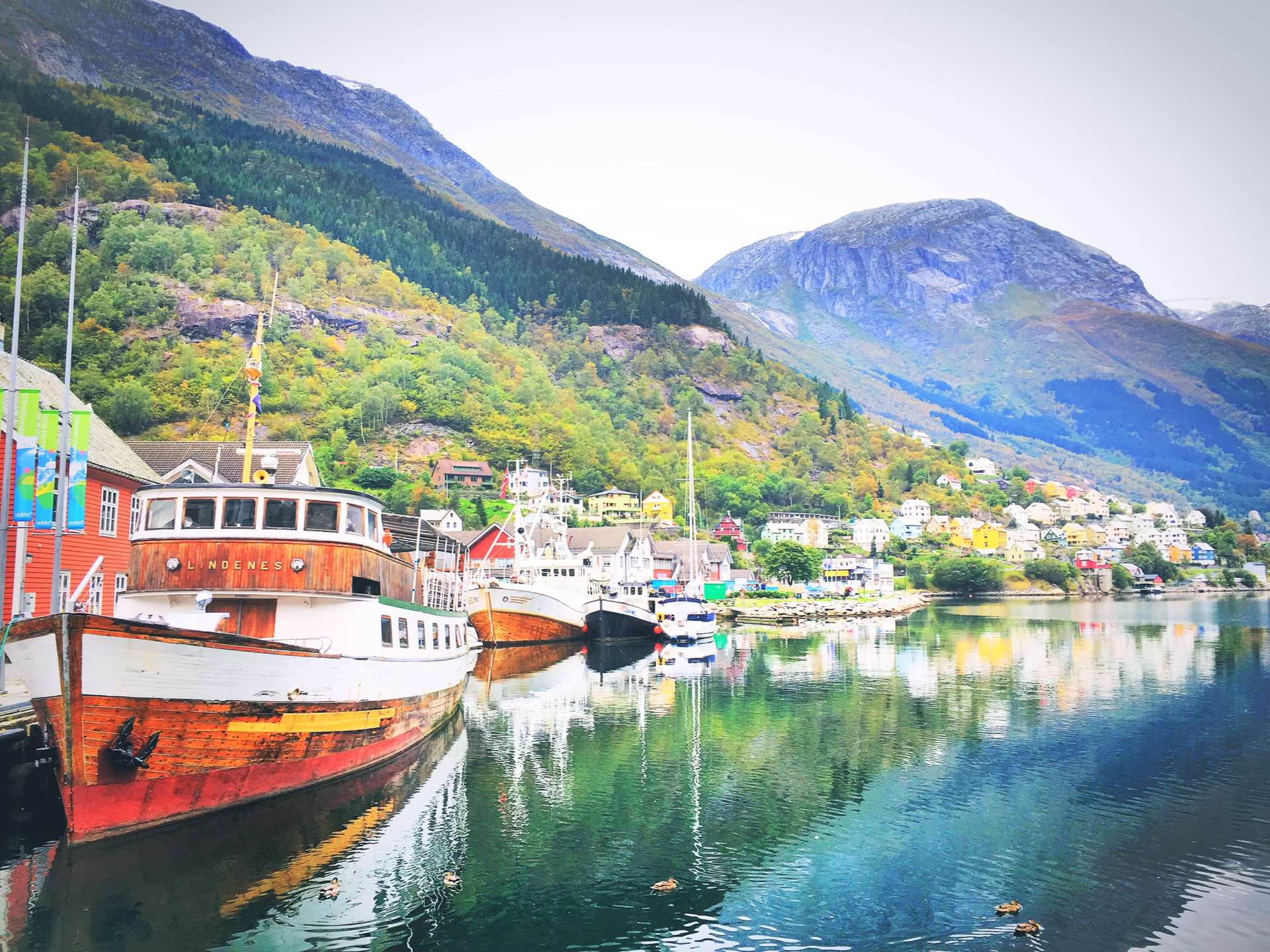 挪威观光胜地大盘点,果然是上帝留给人间的一片净土