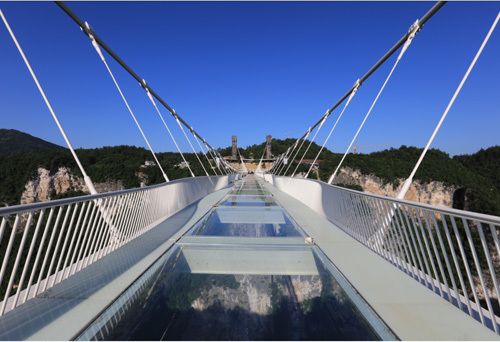 【世界之最】 张家界玻璃桥,国家森林公园 3日游