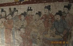 【张家口图片】下八里辽代壁画墓群(北京-河北自驾游)