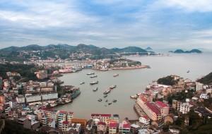 【温岭图片】渔港小镇,曙光石塘