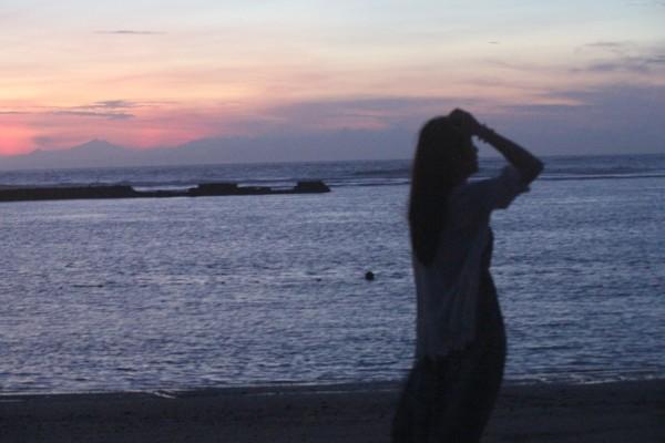 让爱停留巴厘岛!(火山生死别)