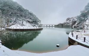 【临朐图片】四月的大雪--难得一见的沂山春日雪景