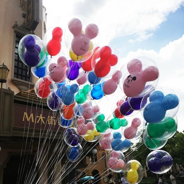 寄气球方法图解