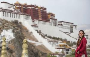 【芒康图片】我往天堂走了一趟.初春17天西藏游