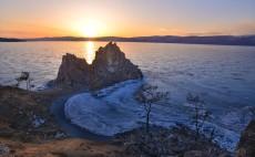贝加尔湖 宝藏纪念