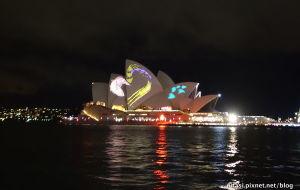 【悉尼图片】【澳洲悉尼】绚烂每一晚:悉尼灯光艺术节Vivid Sydney