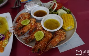 苏梅岛美食-Motherland seafood