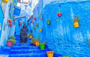 【卡萨布兰卡图片】【宝藏纪念】摩洛哥,种一个彩色的梦留在撒哈拉