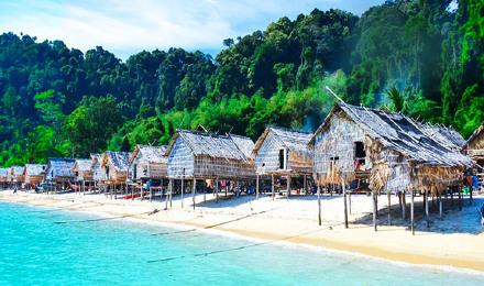 【处子之地】泰国普吉岛苏林岛素林岛一日游