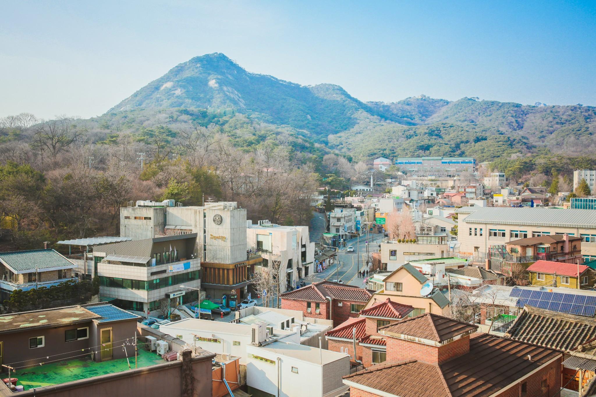【首尔景点图片】北村韩屋村