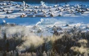 【新疆图片】#蜂首纪念# 凛冬将至——遇见阿勒泰的漫长冬季