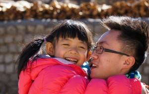 """【巴松措图片】带上孩子去西藏----""""霏""""一般的旅行"""