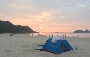 【西贡图片】我要去camping之香港麦径二段