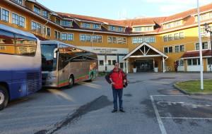 【挪威图片】北欧挪威游之...奥斯陆机场宾馆风景随拍