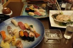 去日本的第一站是到北海道