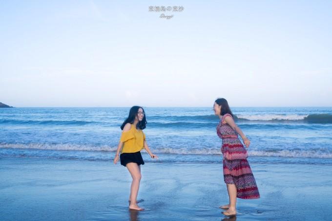 舟山东沙海滨浴场