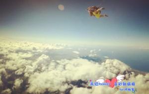 【欧胡岛图片】我的疯狂之旅-奇妙妙夏威夷(欧胡的跳伞,大岛的火山,茂宜的哈纳)