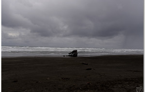 【俄勒冈图片】风雨交加美西自驾: 俄勒冈海岸风光震撼